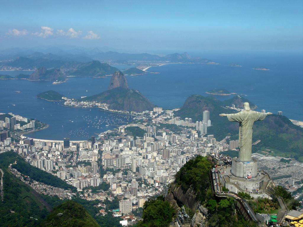 største byer i brasilien